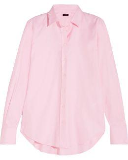 Cotton-poplin Shirt