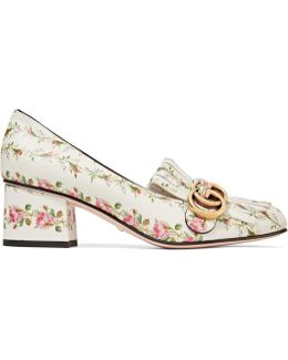 Floral Marmont Loafers