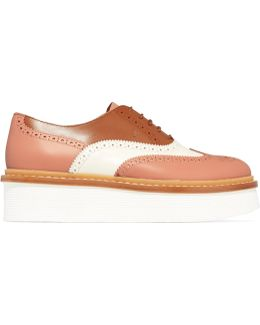 Leather Brogues