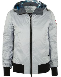 Dore Hooded Shell Down Jacket