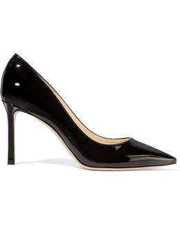 Romy Patent-leather Pumps