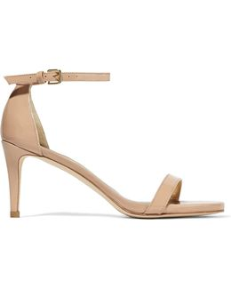 Nunaked Patent-leather Sandals