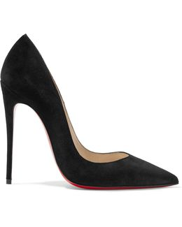 So Kate Suede 120mm Pumps