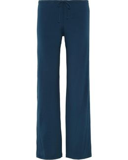 Souple Stretch-cotton Jersey Pajama Pants