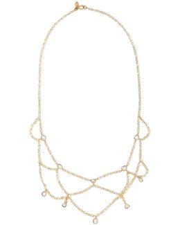 18-karat Gold Diamond Necklace