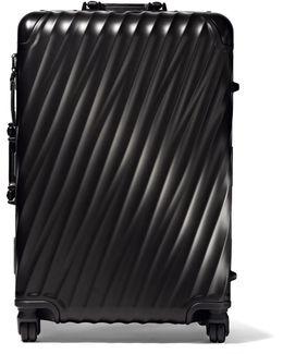 Short Trip Aluminum Suitcase