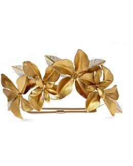 Hibiscus Gold-plated Headband