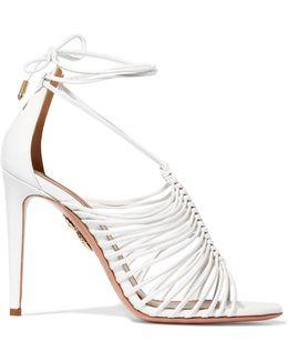Nadja Leather Sandals