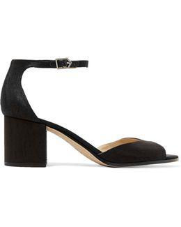 Susie Satin Sandals
