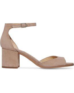 Susie Suede Sandals