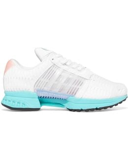 Climacool Stretch-knit Sneakers
