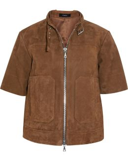 Lavzinie Suede Jacket