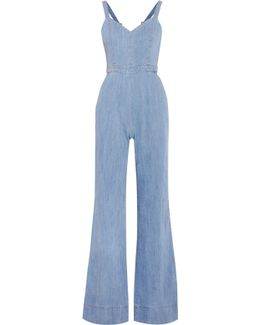 Cristal Chambray Jumpsuit