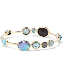 Rock Candy Open Gelato Kiss 18-karat Gold Multi-stone Bracelet