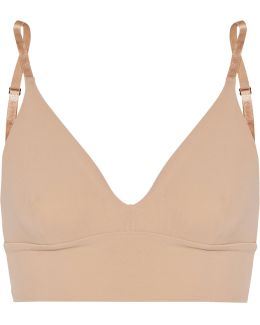 Henna Stretch Soft-cup Bra