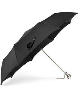 Embellished Shell Umbrella