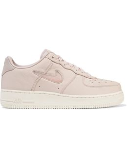 Lab Air Force 1 Leather Sneakers