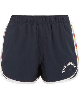 Sunset Run Shell Shorts