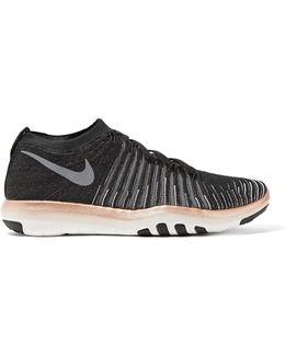 Free Transform Flyknit Sneakers