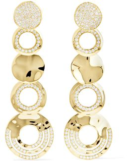 Classico Stardust 18-karat Gold Diamond Earrings