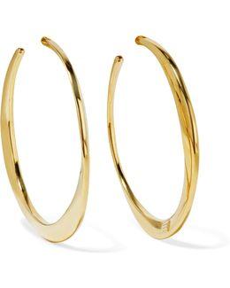 Classico 18-karat Gold Hoop Earrings
