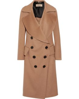 Crewdale Camel Hair And Wool-blend Coat