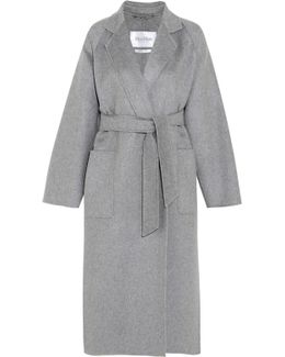 Marlo Belted Cashmere Coat