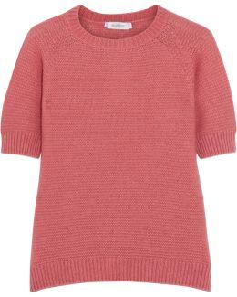 Alaska Cashmere And Silk-blend Sweater