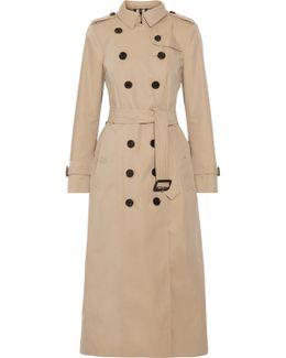 The Sandringham Cotton-gabardine Trench Coat