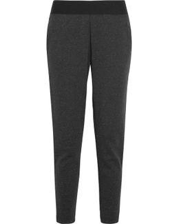 Stadium Cotton-blend Jersey Track Pants