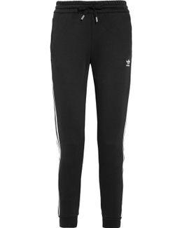 Striped Stretch-jersey Track Pants