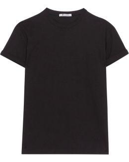Superfine Cotton-jersey T-shirt
