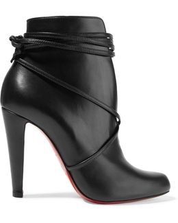 S.i.t. Rain 100 Leather Ankle Boots