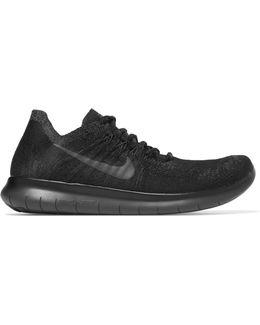 Free Rn Flyknit Sneakers