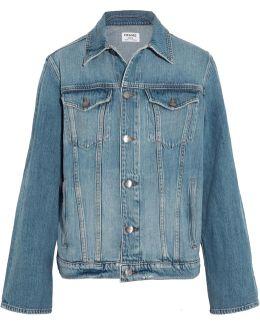 Le Jacket Oversized Denim Jacket
