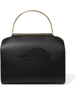 Bag No.1 Textured-leather Tote