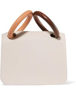 Neneh Leather Tote Bag
