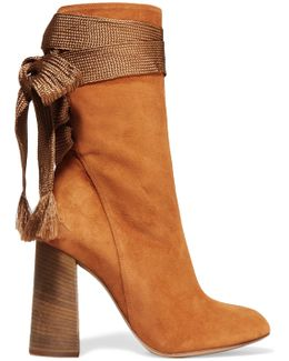 Harper Suede Ankle Boots