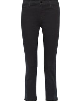 Ruby Cropped High-rise Skinny Jeans