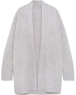 Wool, Cashmere And Silk-blend Cardigan