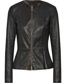 Anasta Leather Jacket