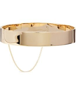 Safety Chain Gold-plated Choker