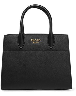 Driade Textured-leather Tote