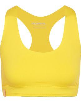 Essential Stretch-jersey Sports Bra
