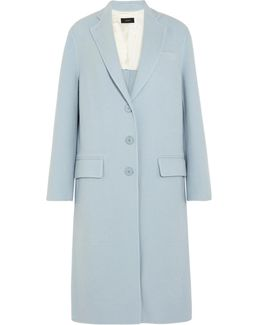 Simo Wool And Cashmere-blend Coat
