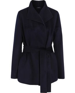 Lima Double-faced Wool And Cashmere-blend Coat
