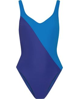 Harley Two-tone Swimsuit