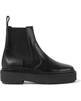 Celton Leather Chelsea Boots