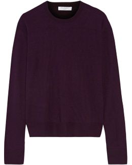 Irene Wool, Silk And Cashmere-blend Sweater