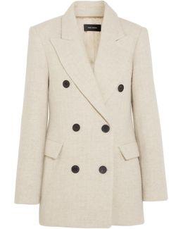 Eley Wool And Alpaca-blend Coat
